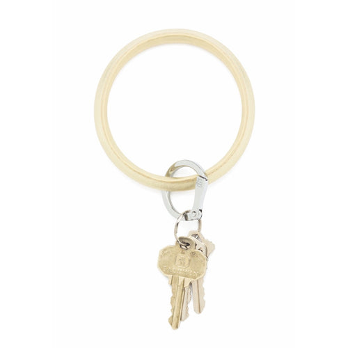 Big O Key Ring - Gold Rush