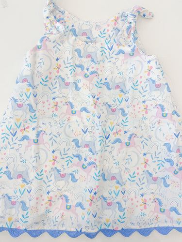 Unicorn Tie Dress
