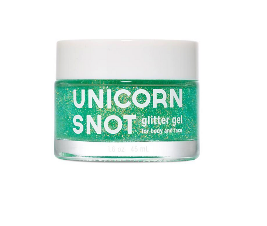 Unicorn Snot Body + Face Glitter Gel