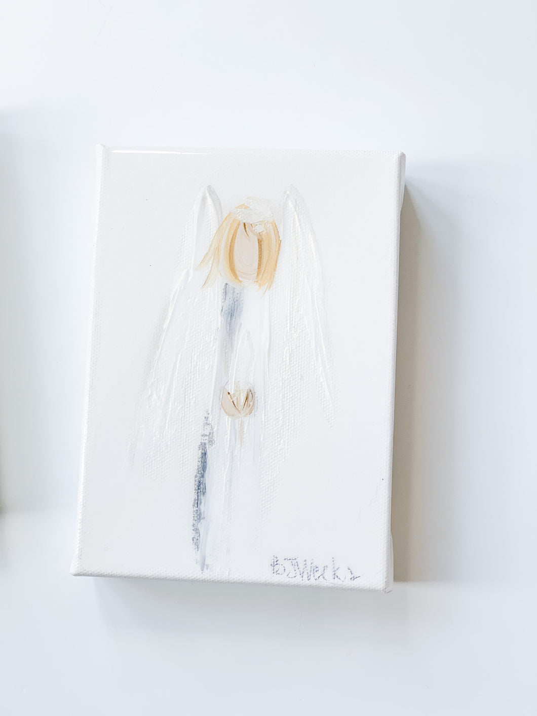 Angel on Canvas - Blonde