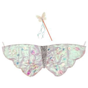 Sequin Butterfly Wings