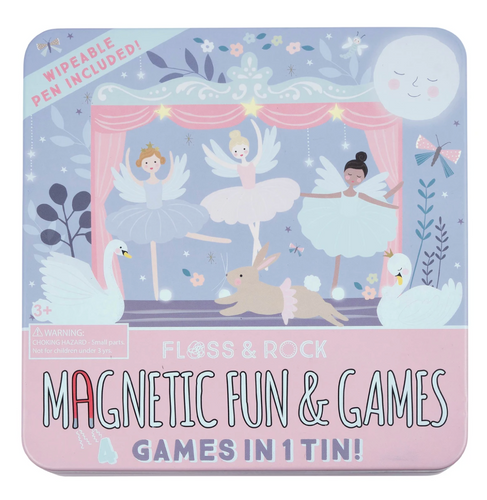 Magnetic Fun and Games Enchanted