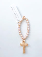 Load image into Gallery viewer, Bitty Blessing Bead Pink