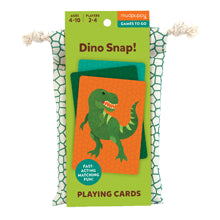 Game Cards To Go: Dino Snap
