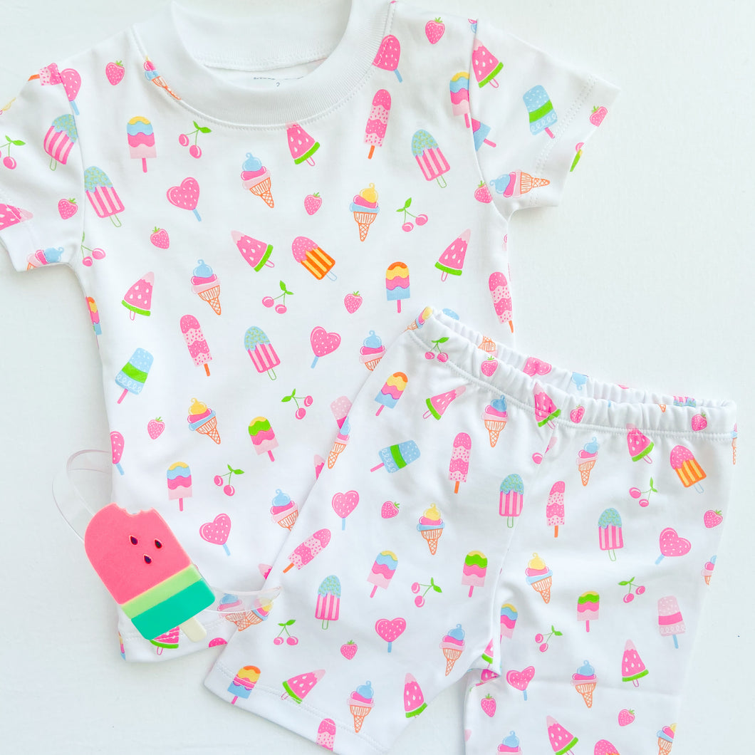 Popsicle Paradise PJ Set