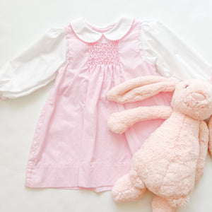 Long Sleeve Dress 2027/ 3027 - Infant