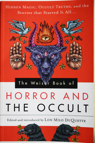 horror and the occult book of short stories