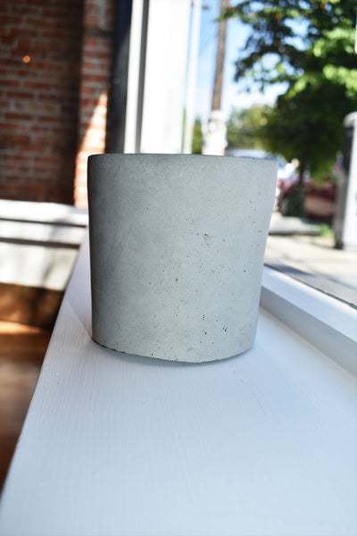 Large Concrete Planter