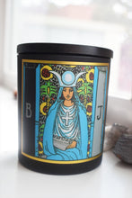 Load image into Gallery viewer, The High Priestess - Tarot Candle