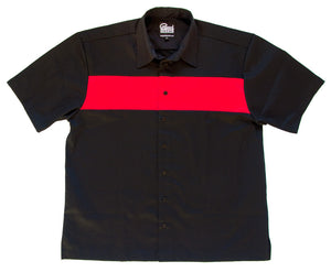 THE HORIZON SHIRT – REDS