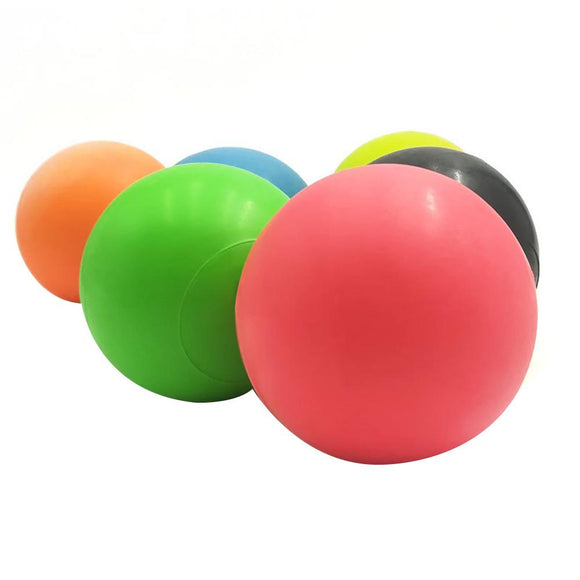 Activ Massage Trigger Point Therapy  Lacrosse Ball For Sports Recovery And Pain Relief