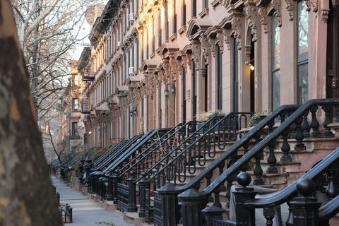 New York Townhouse/Row Houses