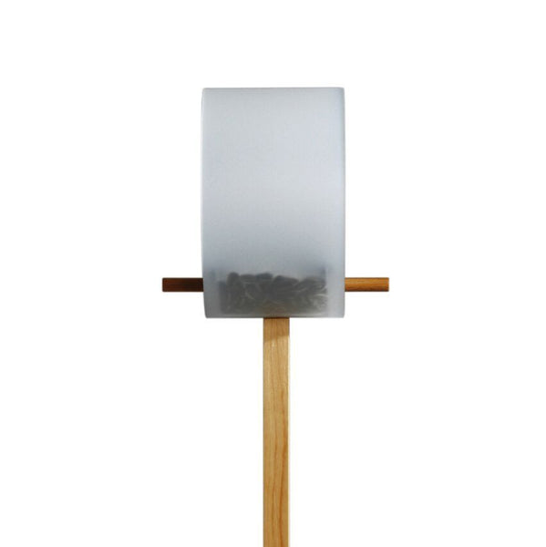 Pick.up Bird Feeder - Modern Bird House - Side view
