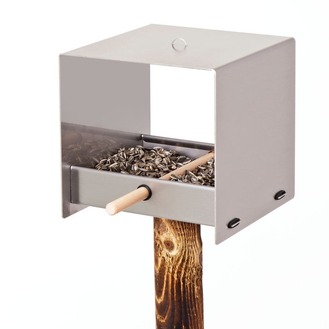 Tweet - Modern Bird Feeder - no background