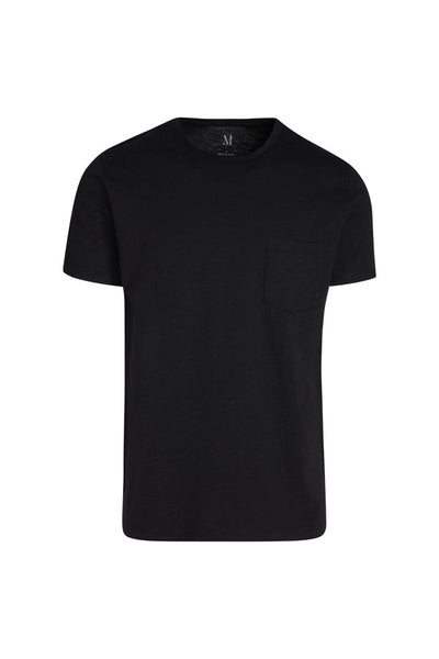 WS Mens S/S Slub Pocket Crew Tee - MolaInc