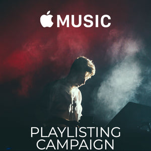 Apple Music: Playlist Pitch (Monthly Subscription)