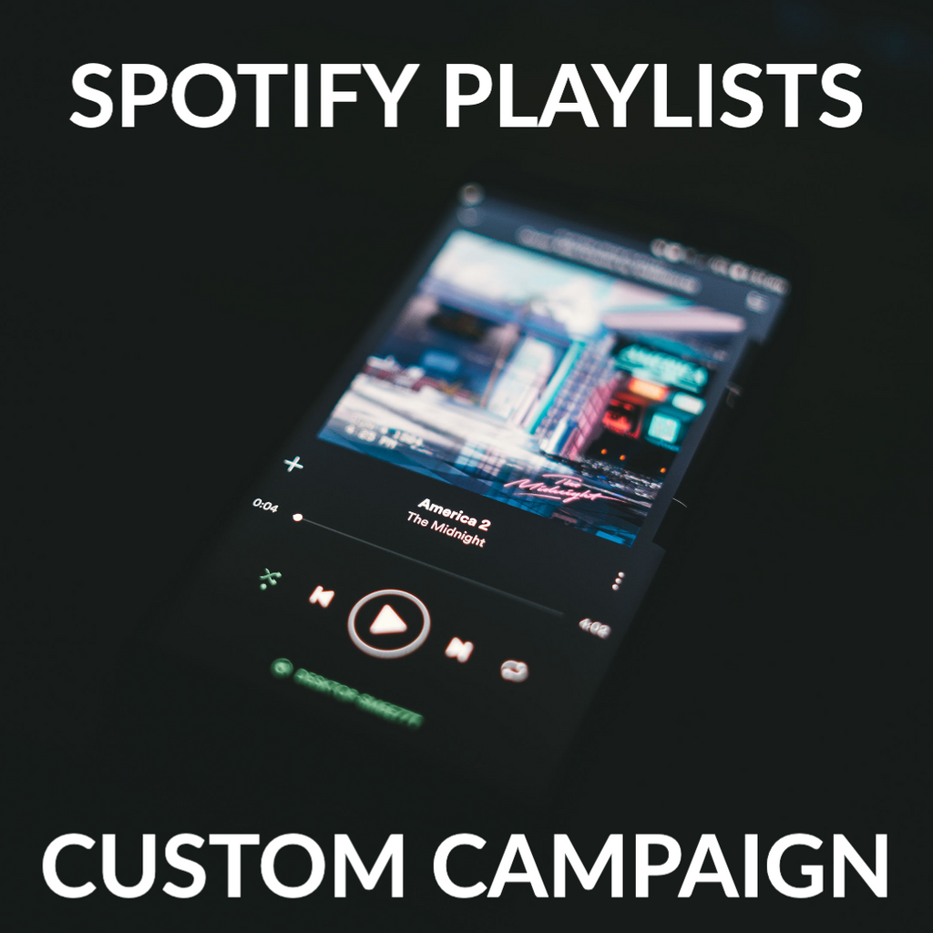 Spotify: Custom Playlist Package