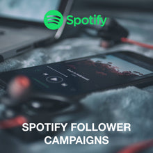 Load image into Gallery viewer, Spotify Follower Campaign