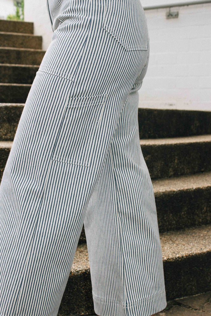 Verity Jeans - Stripe