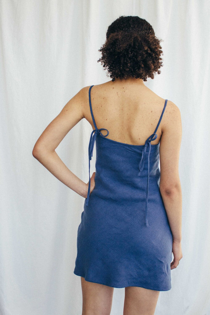 Sun Dress - Vintage Wash Blue (Limited Edition)