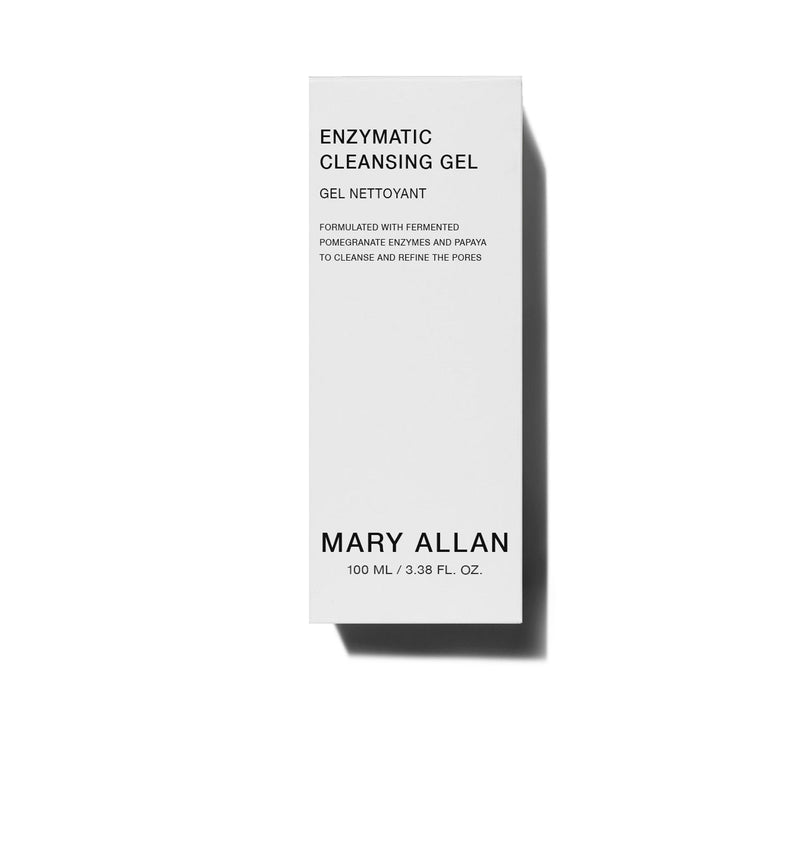 ENZYMATIC CLEANSING GEL