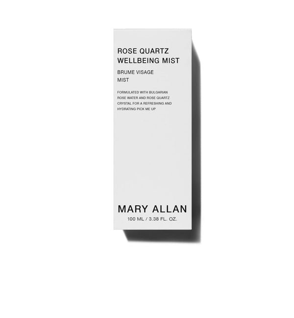 Rose Quartz Wellbeing Mist - Limited Edition