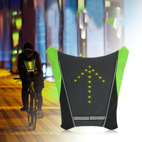VLOX - LED Bike Turn Signal Vest