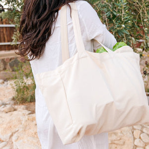 canvas shopping bag mayula