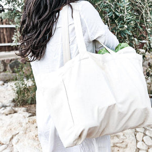 Big Canvas shopping bag Mayula