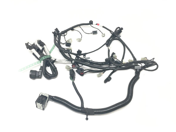 Ford Fuel Injection Wiring Harness | Wiring Diagram F Injector Wiring Harness on