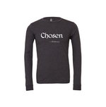 Chosen: Adult Unisex Cotton Long Sleeve