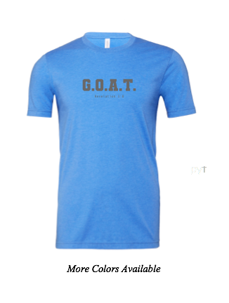 G.O.A.T.: Youth Cotton Short Sleeve