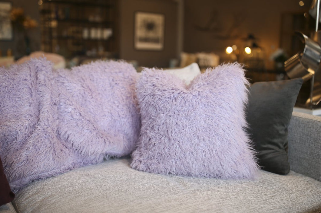 light purple wavy faux fur light purple in pastel purple home decor throw and pillow for shabby chic decor Furmanity