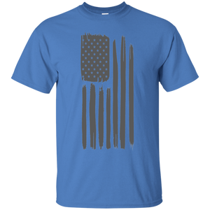 Old Glory Distressed Flag Ultra Cotton T-Shirt