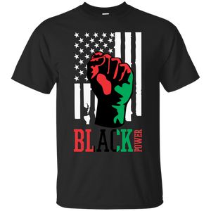 Black Power Ultra Cotton T-Shirt