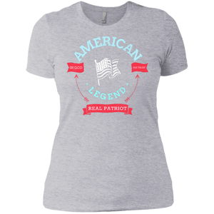 New! American Legend Premium Cotton Women's T-Shirt