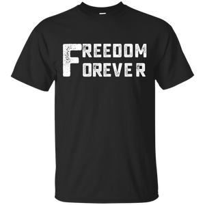 Freedom Forever Men's Ultra Cotton T-Shirt