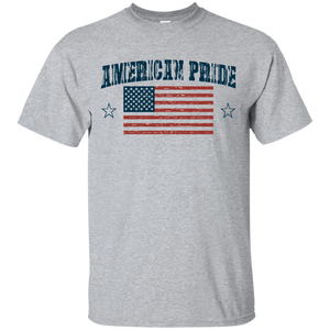 American Pride Men's Ultra Cotton T-Shirt