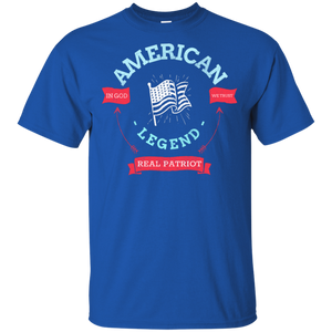 New! American Legend Ultra Cotton T-Shirt