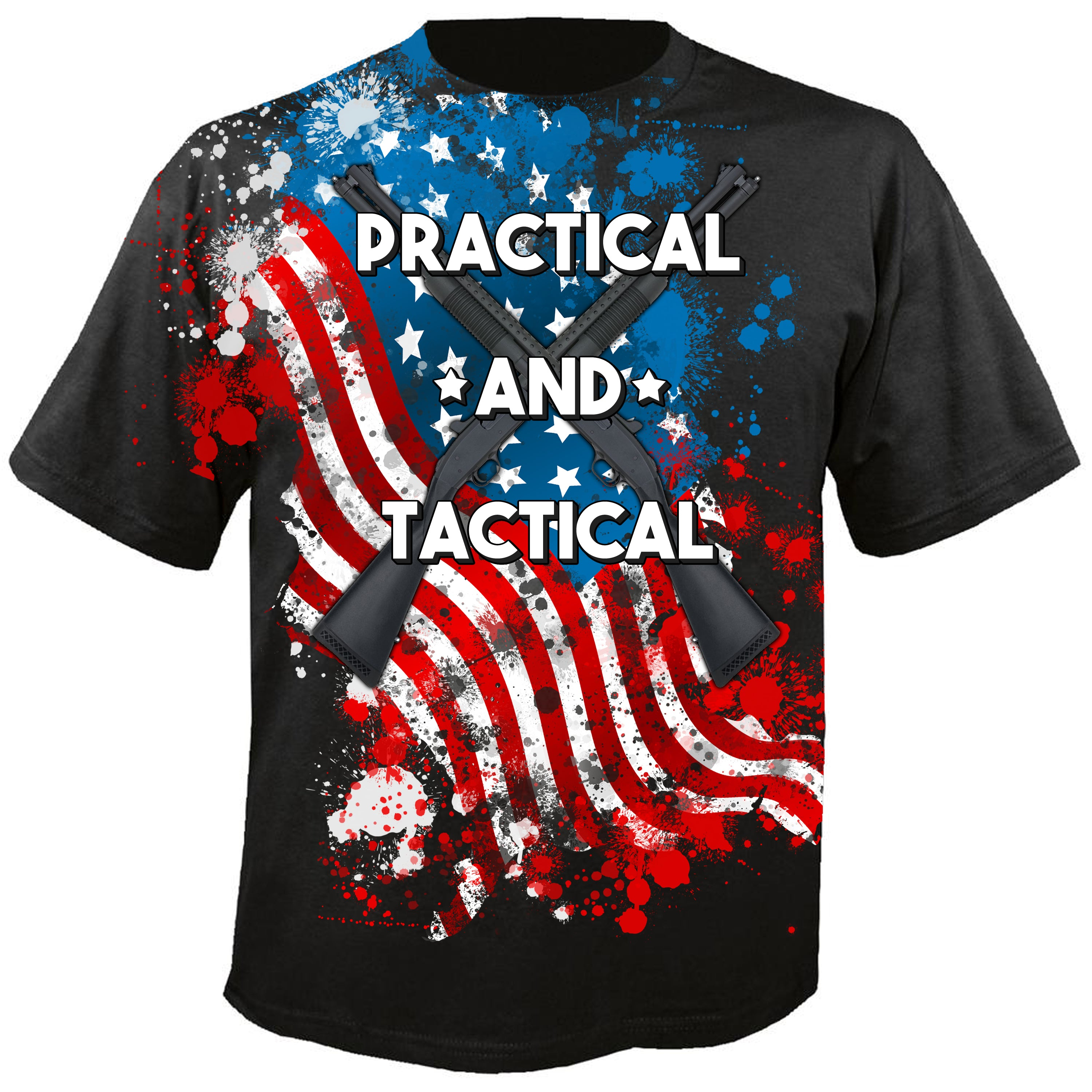 Practical and Tactical Ultra Cotton T-Shirt