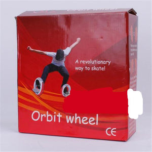 Skate Orbit Wheels - Rodas de Turbilhão