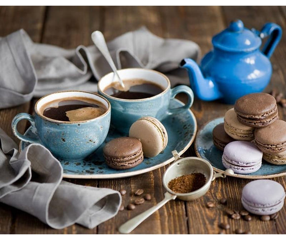 Coffee & Macarons - willydeals