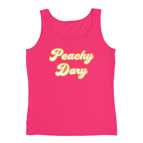 Peachy Dory Ladies' Tank