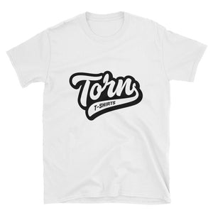 Torn White Unisex T-Shirt