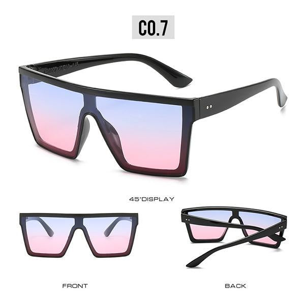 Fashion Exaggerated Trend Ocean Sunglasses