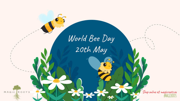 Happy World Bee Day 2020