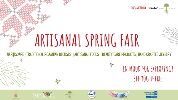 Artisanal Spring Fair in Brussels - 21/2, 28/2, 7/3