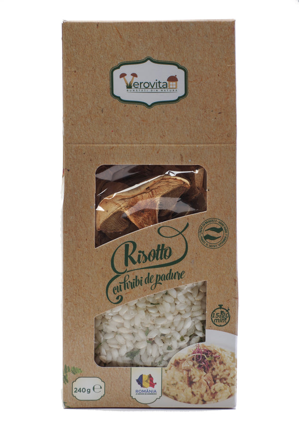 Risotto with mushrooms (boletus)