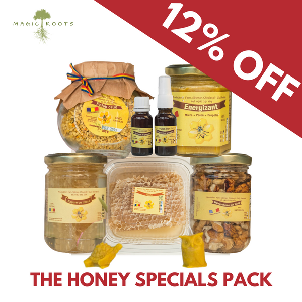 Honey Specials Pack