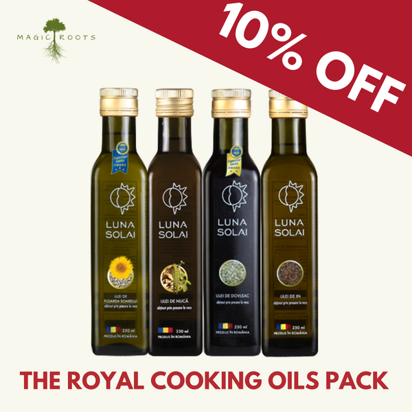 Royal Cooking Oils Pack